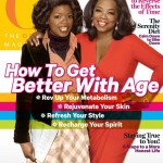 O Magazine Cover May 2012