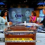 Oprah Winfrey CBS This Morning 040212