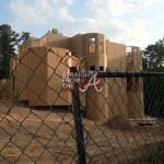 "Progress Report: Chateau Sheree aka ""Neverland"" is Coming Right Along… [PHOTOS + VIDEO]"
