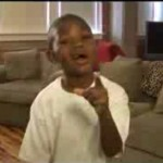 WATCH THIS! Cute Kid Thanks Single Moms in 2Pac Rap… [VIDEO]