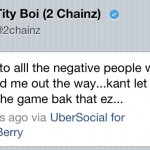 2 Chainz Tity Boi Tweet 2