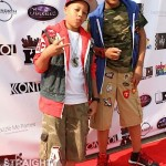 Domani & Messiah (T.I.'s sons) ATL Celebrity Kids Fashion Show 051212-16