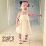 Bow Wow Daughter Shai 2012 2