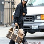 Ciara Looks Homeless in Hollywood 050312-3