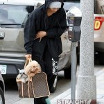 Ciara Looks Homeless in Hollywood 050312-7