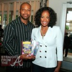 Photographer Ben Evans DeShawn Snow Lil Shawnie Book Signing 050312-20