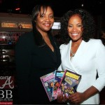 Pat Houston DeShawn Snow Lil Shawnie Book Signing 050312-29