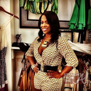 Kandi Burruss TAGS Boutique
