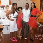 "New ""Housewife"" Kenya Moore's Atlanta Connection + Drama At The Bailey Agency JET Magazine Model Search… [PHOTOS]"