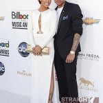 Monica and Shannon Brown Billboard Music Awards 2012 SFTA-8
