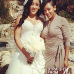 """Bad Girl Club"" Member Natalie Nunn Ties The Knot For TV… [PHOTOS]"
