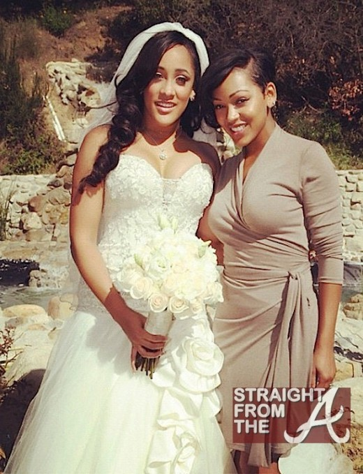 Bad Girl Club Member Natalie Nunn Ties The Knot For Tv Photos