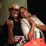 Nene Leakes Mary J Blige Jennifer Williams StraightFromTheA 2