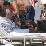 Nene and Gregg Leakes Miami 050612-5