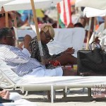 "Boo'd Up ~ ""Divorced"" Couple NeNe & Gregg Leakes in Miami… [PHOTOS]"