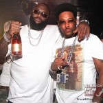 Omarion Rick Ross Maybach Music Signing Party 051212-4
