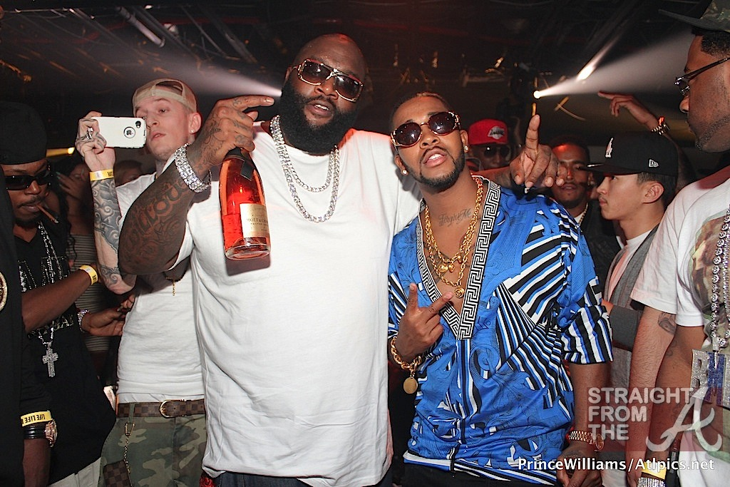 omarion rick ross maybach music signing party 051212-5 - straight