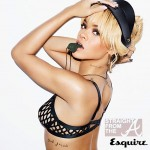 Wanna See Rihanna Topless… Again? Check Out RihRih's Sexy Esquire UK Spread + Outtakes… [PHOTOS + VIDEO]