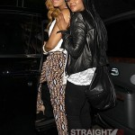 Toni and Tamar Braxton Santa Monica 052212-2
