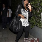 Sister Act ~ Toni and Tamar Braxton Kick It In Santa Monica… [PHOTOS]