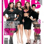 "COVER SHOTS: Kandi, Tamar, Evelyn & Crissy Cover VIBE'S ""SEXY ISSUE"""