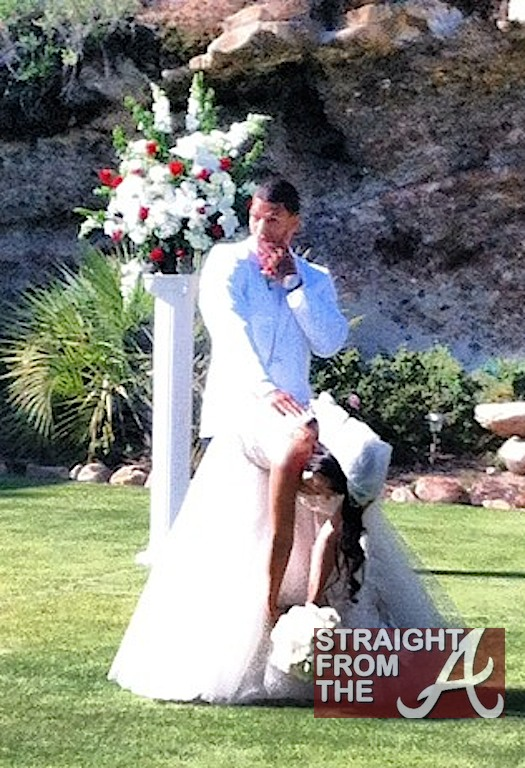 Natalie Nunn Jacob Payne Wedding 6 Straight From The A Sfta