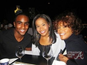 nick gordon bobbi kristina whitney houston straightfromthea