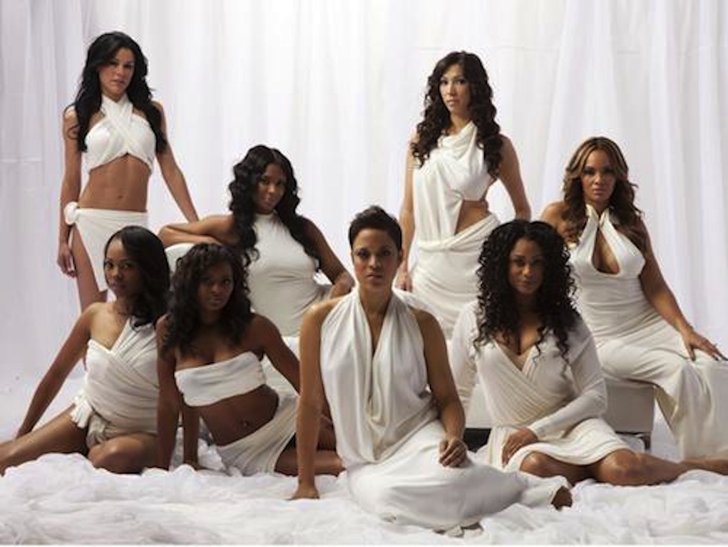 """They Say: At Least 3 Basketball """"Wives"""" Got The Boot! Guess Who? [PHOTOS]"""