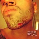Chris Brown Injured