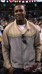 Chris Tucker Miami Heat v Boston Celtics Game StraightFromTheA