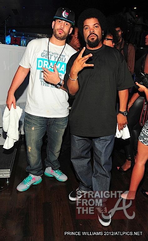 Ice Cube Family 2012 DJ Drama Ice Cube - St...