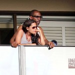 Boo'd Up ~ Eddie Murphy & Rocsi Diaz Cuddle in Hawaii… [PHOTOS]