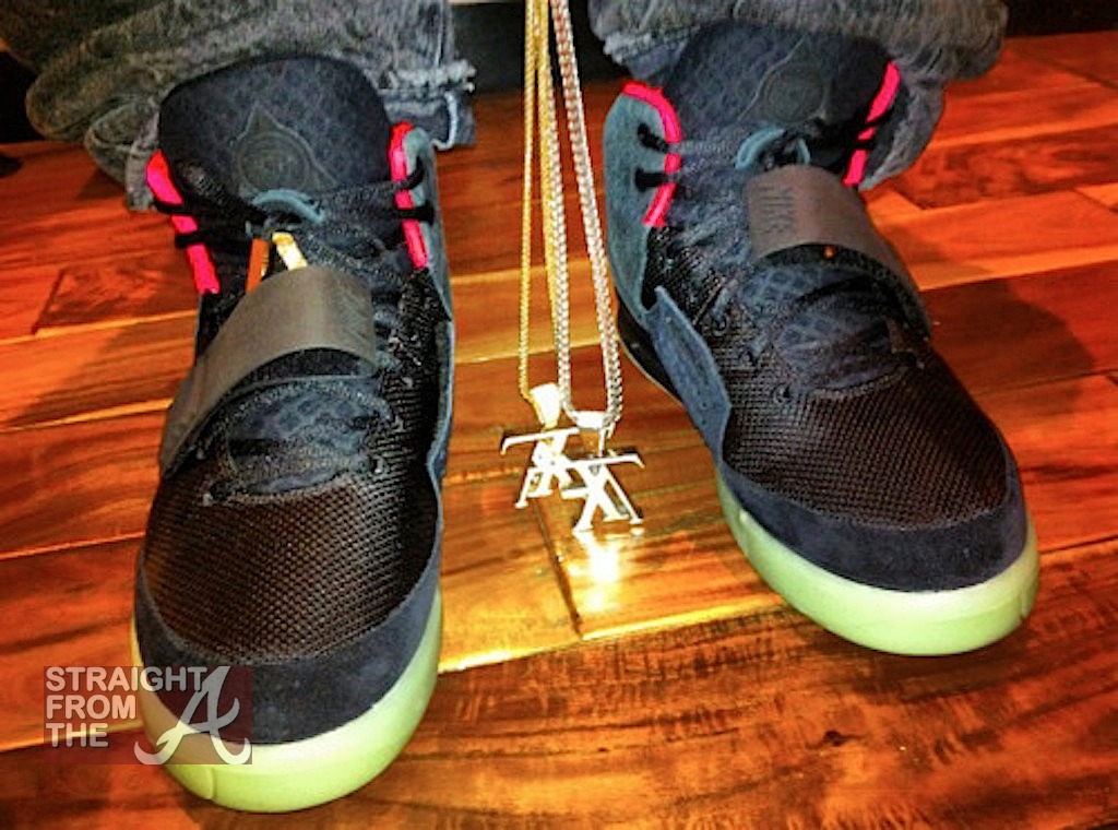 outlet store ac129 d8212 NEWSFLASH! It Costs Over  90,000 To Walk in Kanye s Shoes ...