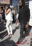 Kim Kardashian Kanye West 062812