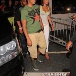 Ludacris Eudoxie Monica DJ Infamous Party 061312-1