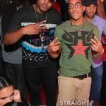 Ludacris Eudoxie Monica DJ Infamous Party 061312-11