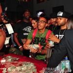 Ludacris Eudoxie Monica DJ Infamous Party 061312-12