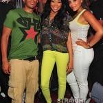 Ludacris Eudoxie Monica DJ Infamous Party 061312-16