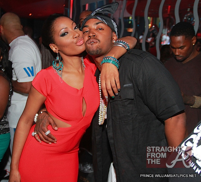 Who is ludacris dating 2013