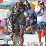 Nene and Gregg Leakes Miami 050612-2