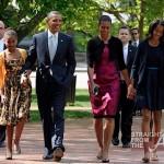 Obama Easter 2012