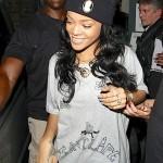 Rihanna Crude T-Shirt 062012-1