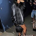 Rihanna Crude T-Shirt 062012-11