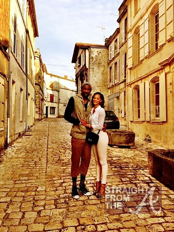 Ciara Wants Amar'e Stoudemire To Know… (One is the Lonliest Number!) [PHOTOS ...