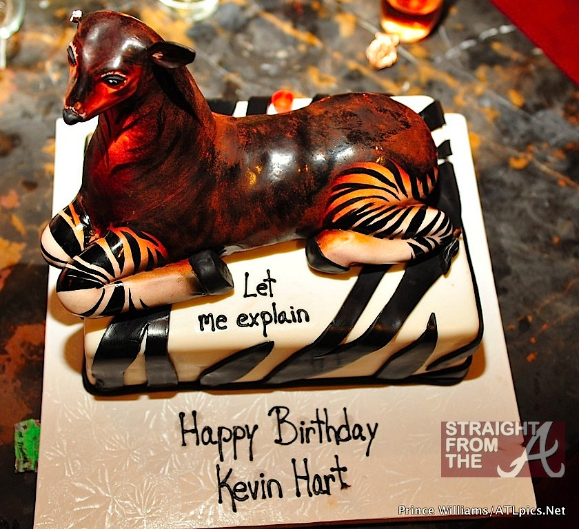 Kevin Hart Throws Celebrity Filled Birthday Bash In