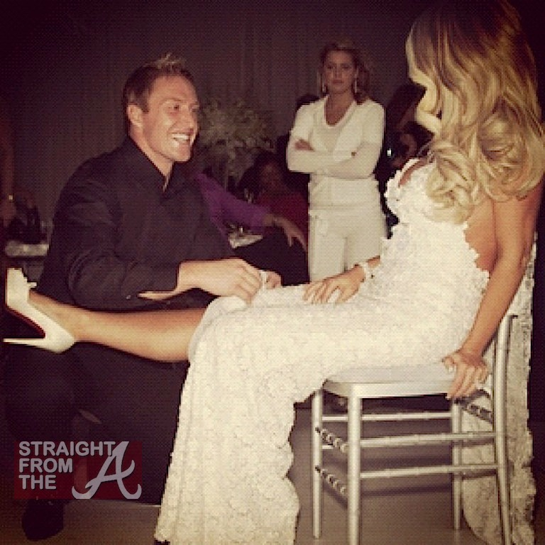 Kim Zolciak Wedding – 1
