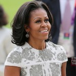 Picture Perfect Fashion! FLOTUS Michelle Obama at the 2012 Olympic Games… [PHOTOS]
