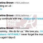Bobbi Kristina tweets
