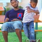 Usher Raymond and Sons Malibu 070812 4