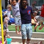 Usher Raymond and Sons Malibu 070812 5
